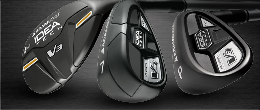 Adams Idea Tech V3 Hybrid Iron Set